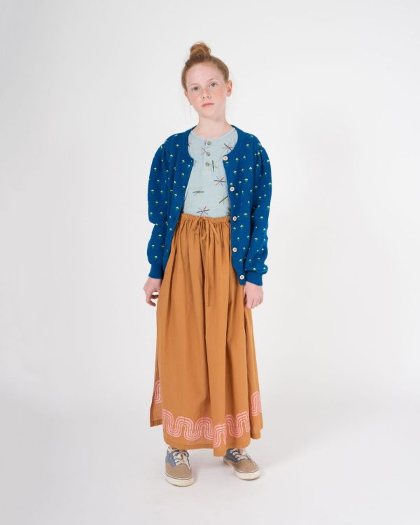 Cardigan Flowers Bobo Choses