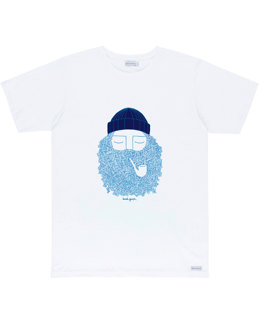 T-shirt-Smoking-Pipe-blanc_topshot