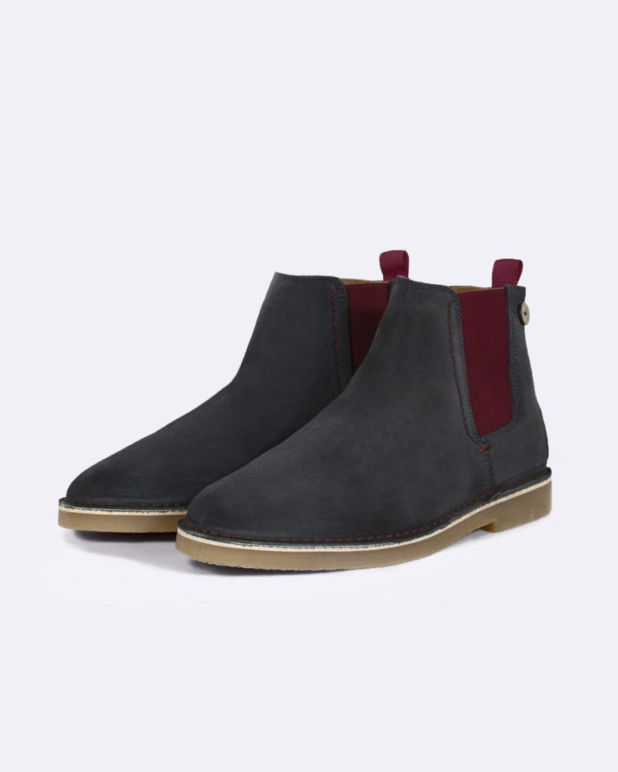 Bottines_faguo_cork_marine