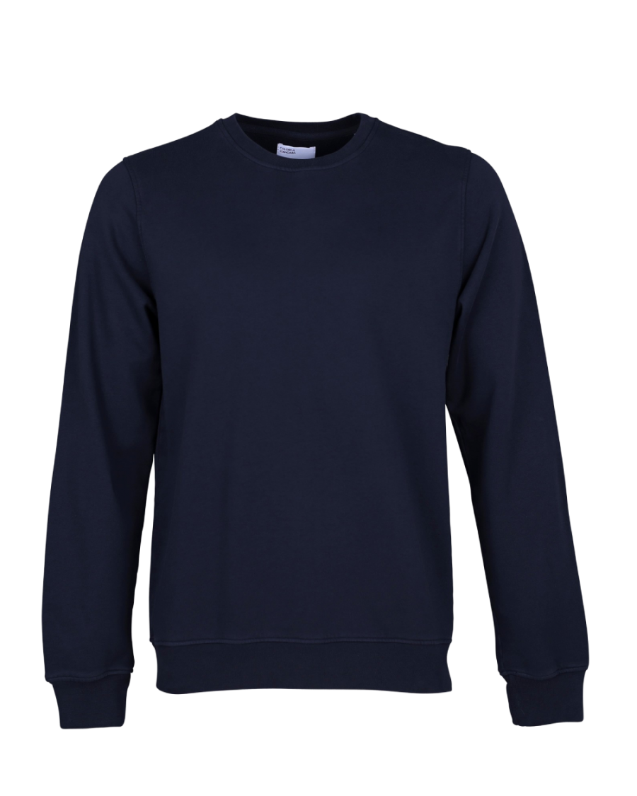 Sweat-shirt-bleu-marine